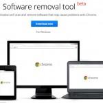 Google lanza herramienta para eliminar software que afecte el rendimiento de Chrome