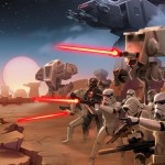 Los jugadores de Stars Wars  Commander prefieren el lado oscuro