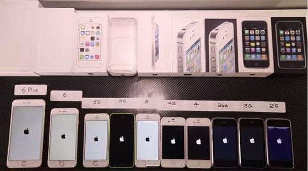 ¿Qué iPhone bootea más rápido? Comparativa desde el iPhone