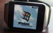 Instaló la versión de Windows 95 en su smartwatch