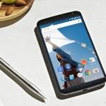 Google revela sus Nexus 6 y Nexus 9