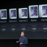 Apple actualiza sus iPads