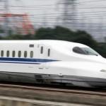 Los 50 años del tren bala japonés