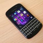 BlackBerry presentó Classic, su nuevo móvil