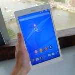 Especificaciones de la Tablet Compact Sony Xperia Z3