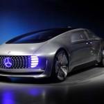 Los autos de la CES 2015: el futuro está aquí